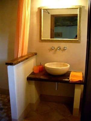 Badkamer appartement Le Avellane