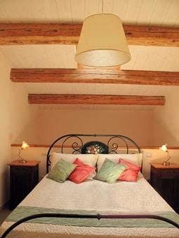 Slaapkamer appartement Mezzogiorno