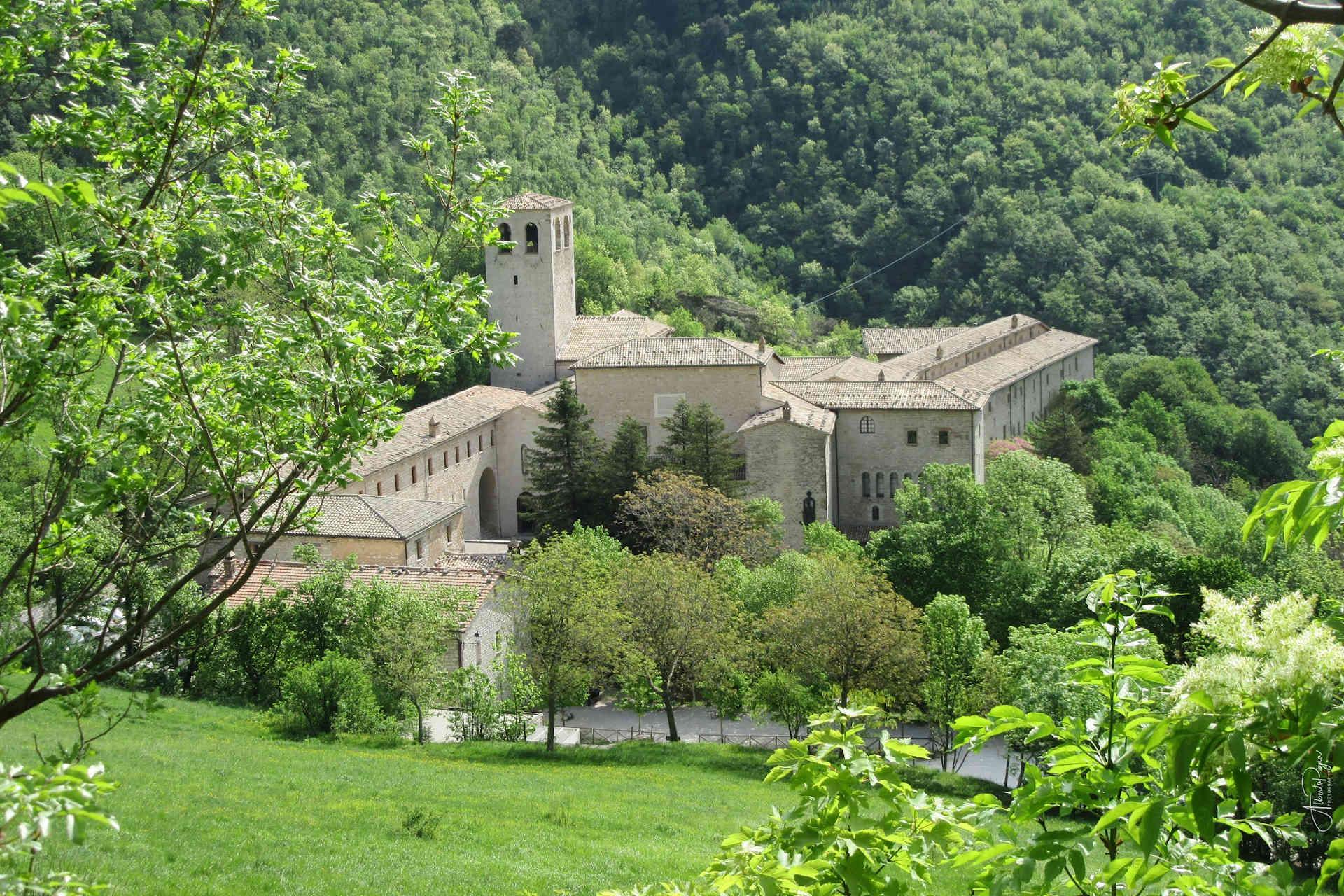 Il Monastero di Fonte Avellana Cagli de Marken