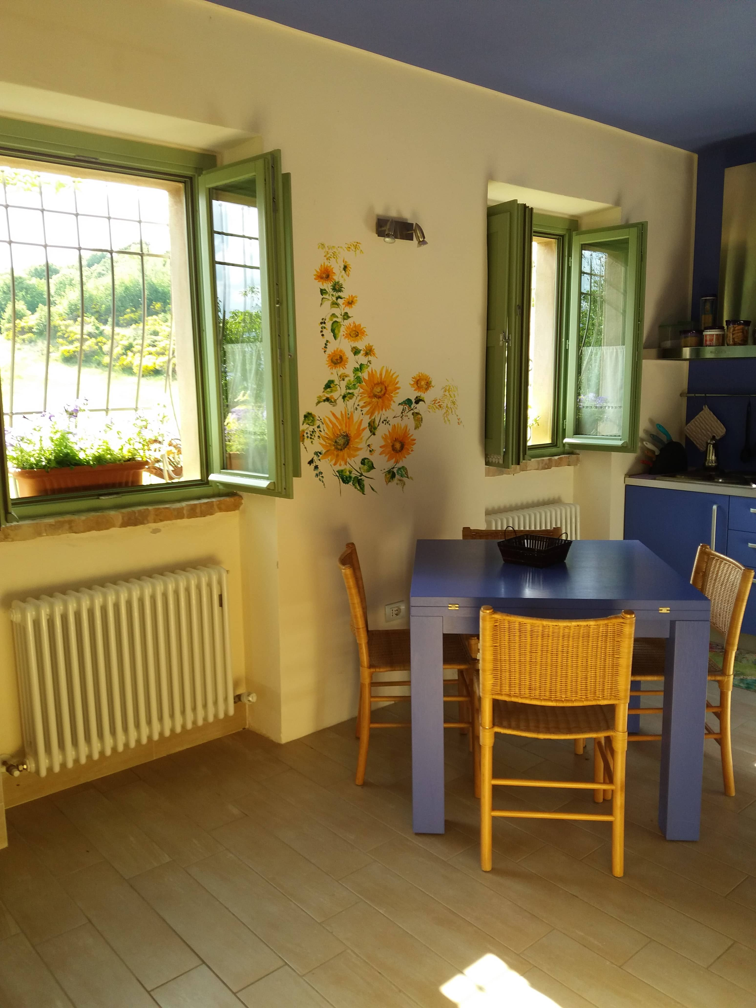 Apartment Tramonto Agriturismo Vellaneta Le Marche