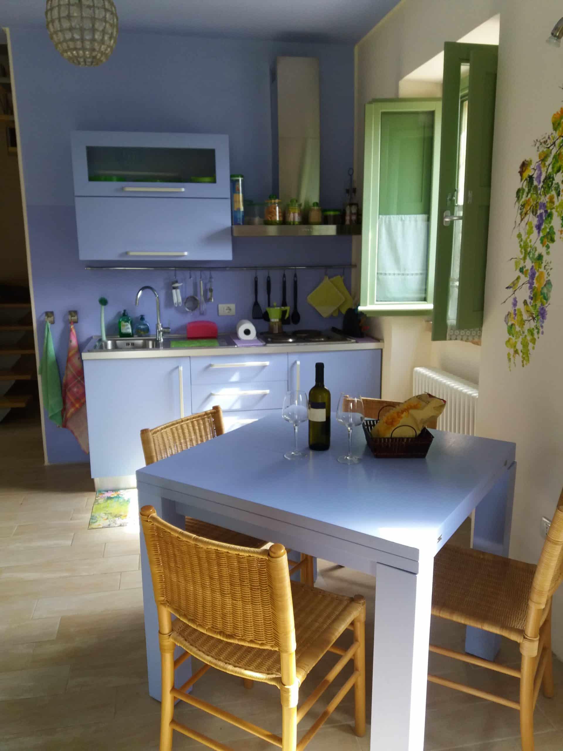 Badkamer appartement Aurora