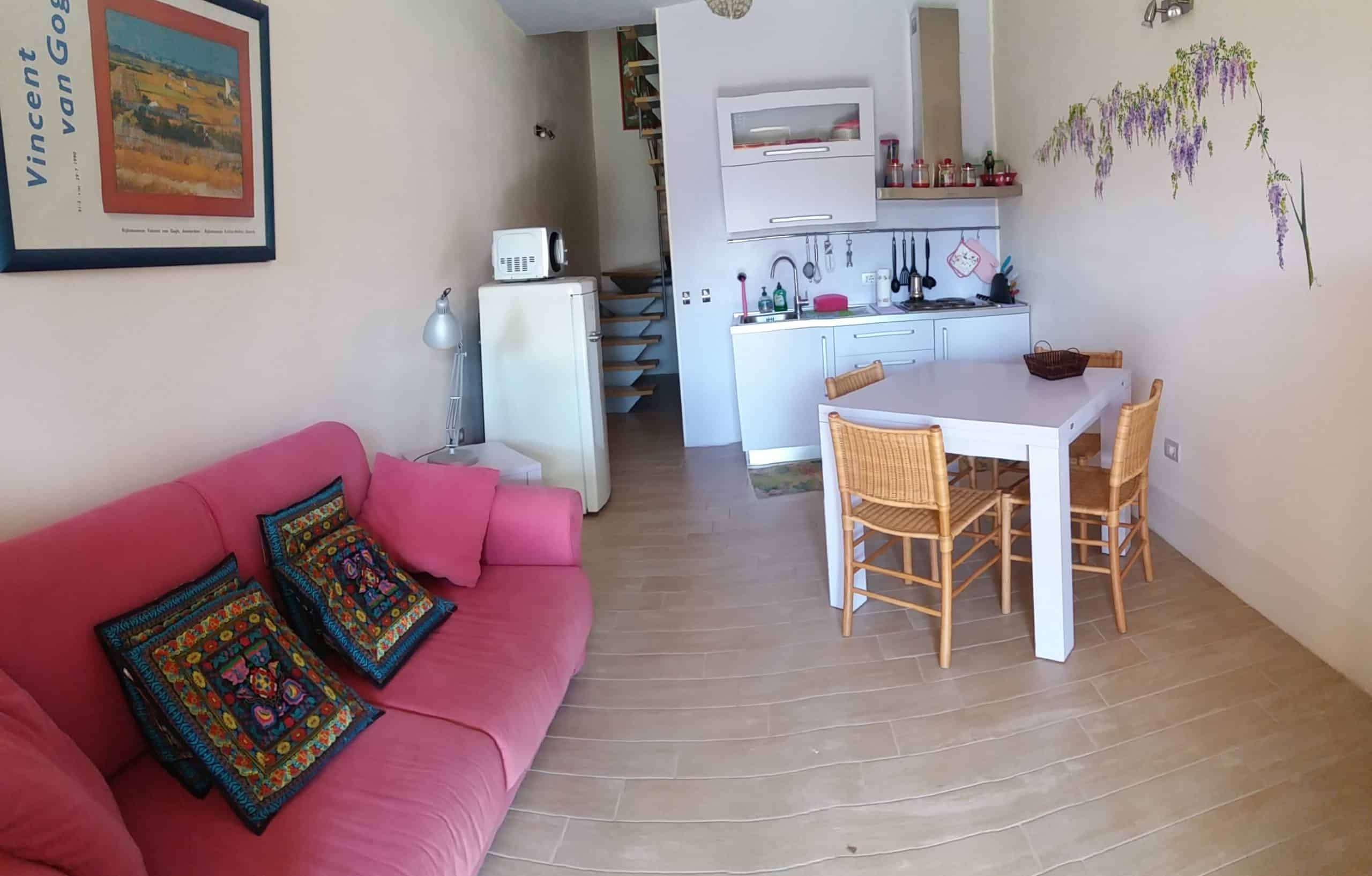 Apartment Mezzogiorno