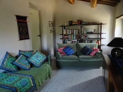 Eerste slaapkamer appartement Vellaneta