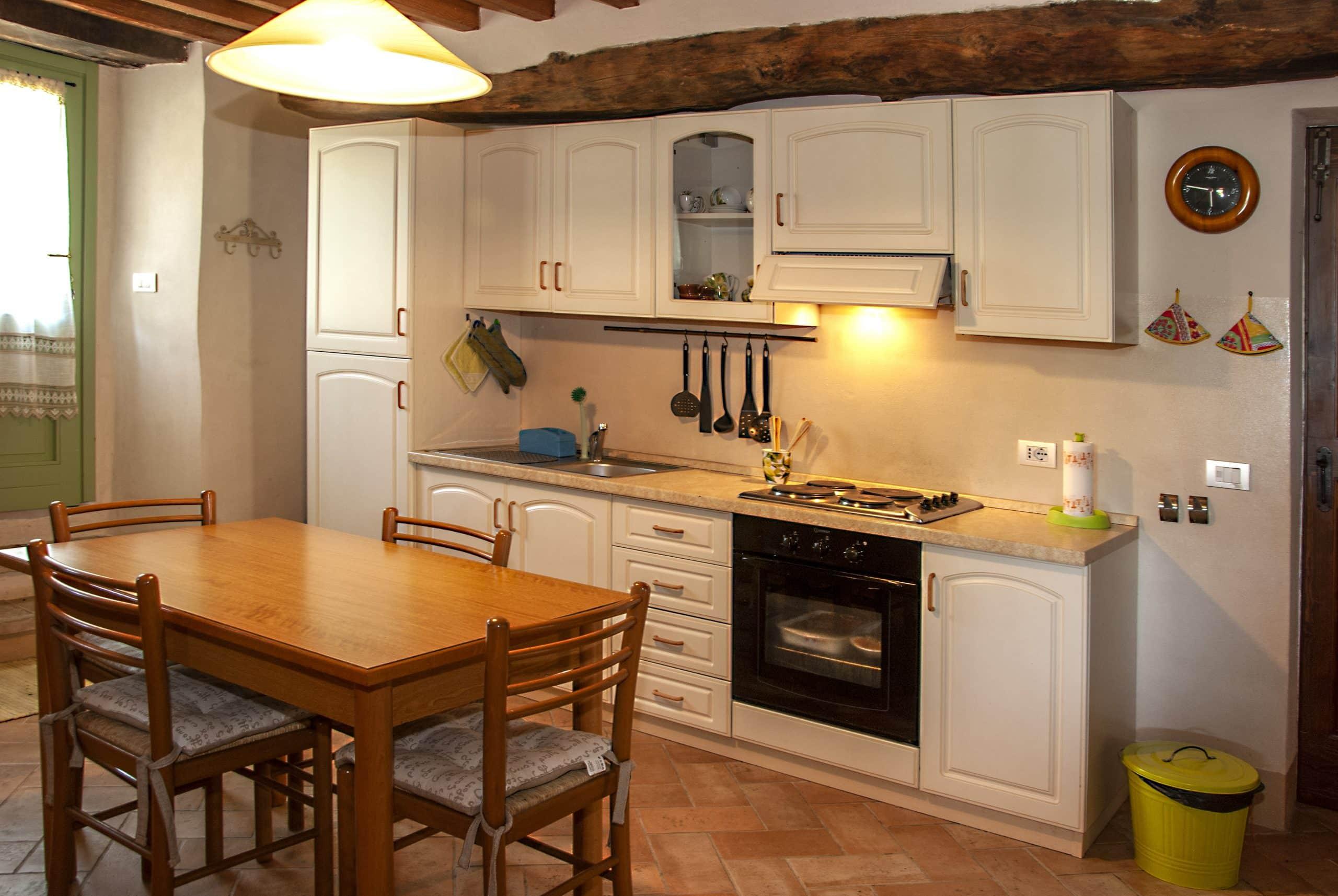 Keuken Le Avellane